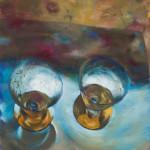 A Scent of Paris / oil on canvas / 80x60 cm / 2012