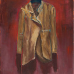 In Red / oil on canvas / 80x70 cm / 2012