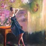 Really...? / oil on canvas / 80x65 cm / 2015