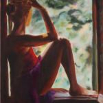 Untold Stories / oil on canvas / 80x65 cm / 2014