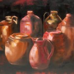 Untitled / oil on canvas / 70x90 cm / 2011
